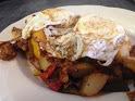 Chorizo Breakfast Hash
