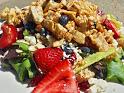 Berry Almond Chicken Salad