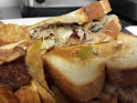 Hot Turkey Panini